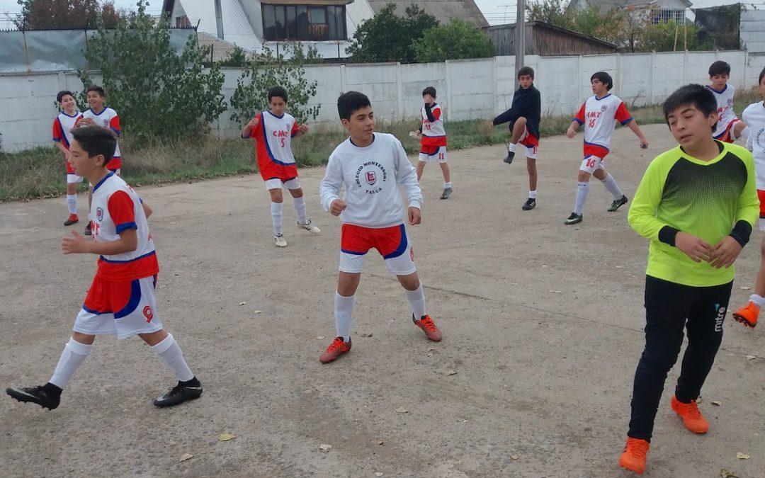 Fútbol Juegos Deportivos Escolares