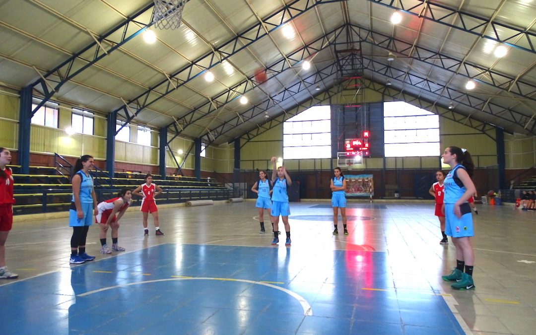 Fecha 5 Baloncesto Regional FEMIMAULE
