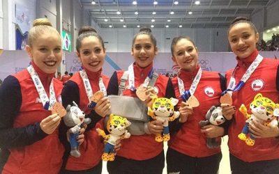 XI Juegos Sudamericanos Cochabamba 2018