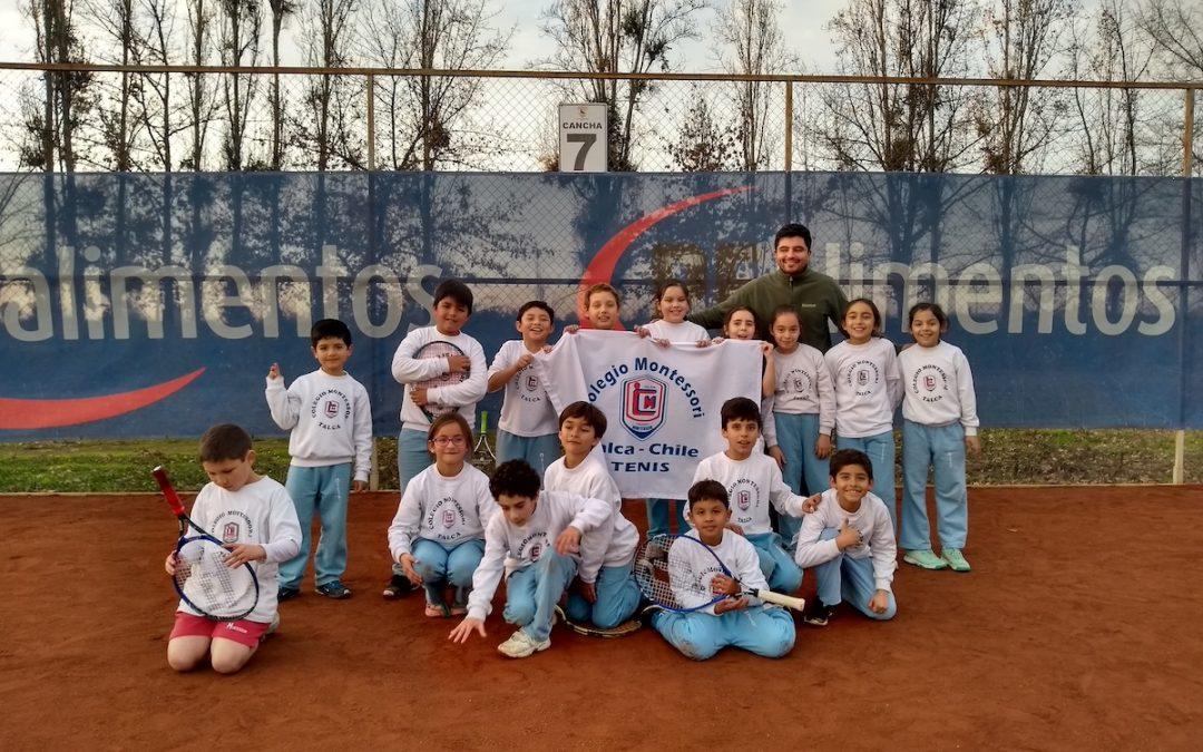 1º Interclub de Tenis Estadio Español de Talca 2018