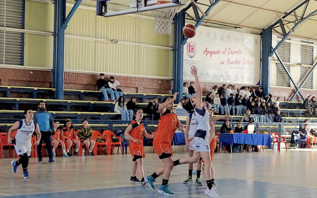 Campeonas Provincial SUB 17 Baloncesto JDE