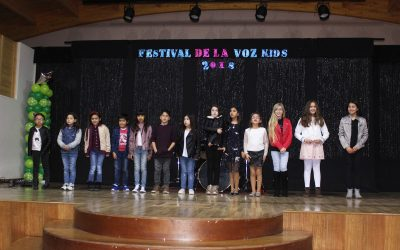 IV Festival de la Voz Kids