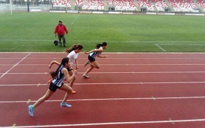 Selectivo JDE Regional Atletismo