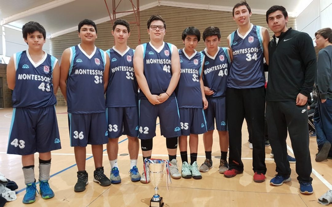 Baloncesto Copa Colegio Inglés