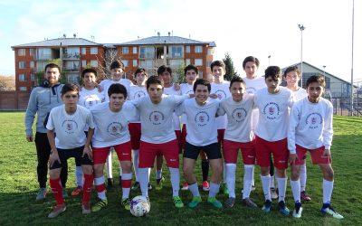 Fútbol Amistoso SUB 18