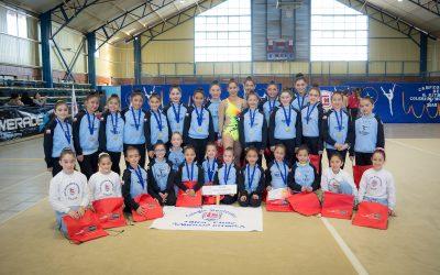 Copa Montessori Gimnasia Rítmica 2018