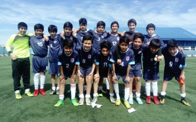Fecha 1 Liga Escolar ACTIVA 2018