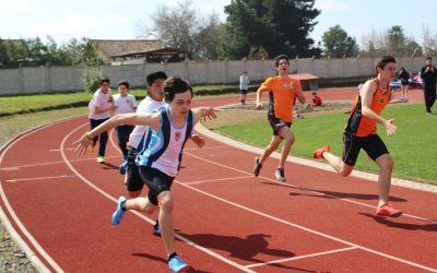Copa de Atletismo Colegio Inglés
