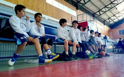 Fecha 3 Baloncesto Activa Talca U12