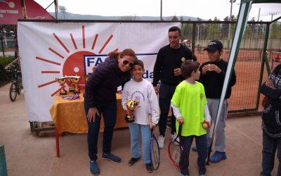 Tenis 10 en Club de Tenis de Talca