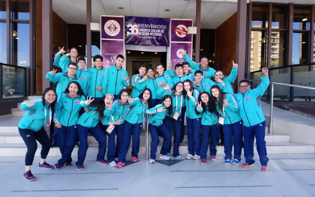 Nacional de Baloncesto JDE SUB14 en Valparaíso