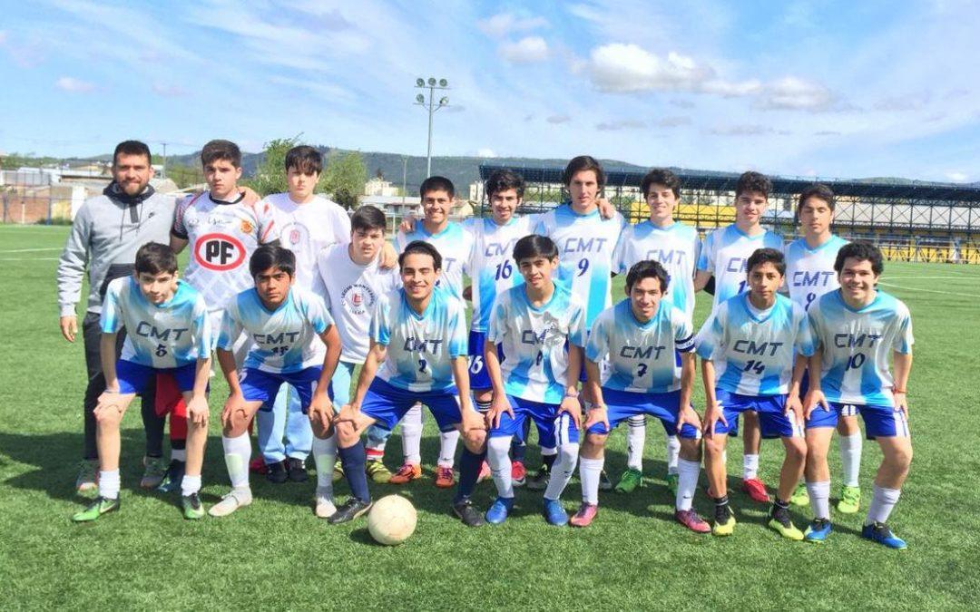 Cuartos de Final Copa Activa Talca