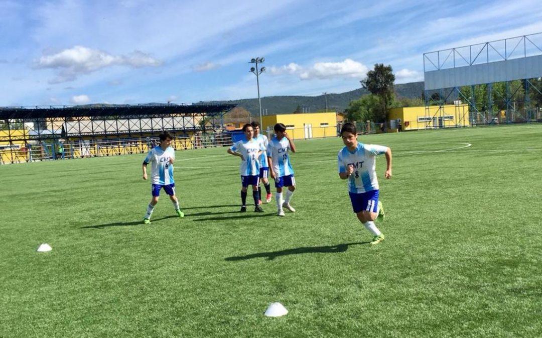 Fecha 4 Copa Activa Talca 2018