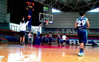 Liga Escolar Activa Talca Baloncesto U18