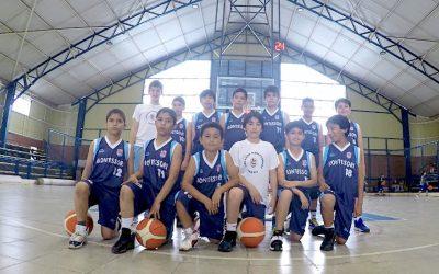 Liga LIDEBA U12 Baloncesto Fecha 1