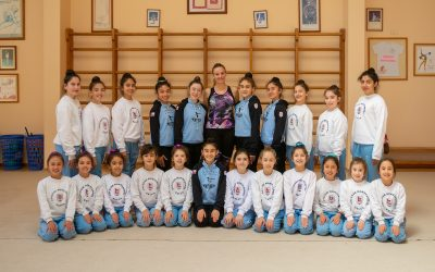 Clínica internacional de gimnasia rítmica