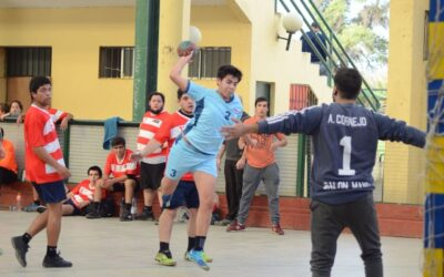 Héctor Carrasco preseleccionado chileno de balonmano