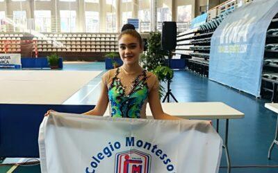 Karen Herrera invitada a entrenamiento de Unión Panamericana de Gimnasia.