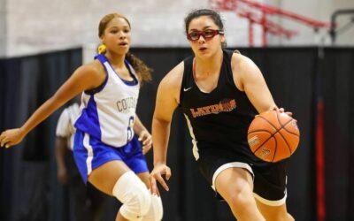 Abby Cornejo Toledo presente en el International Basketball elite camp en Miami