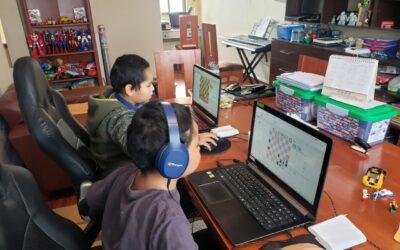 Torneo Regional Escolar de ajedrez Online IND 2021