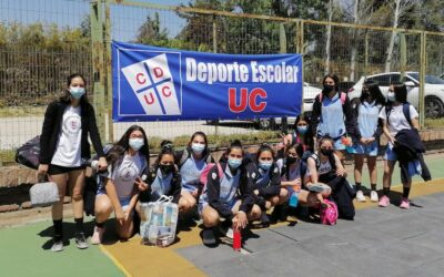 Torneo deporte escolar UC