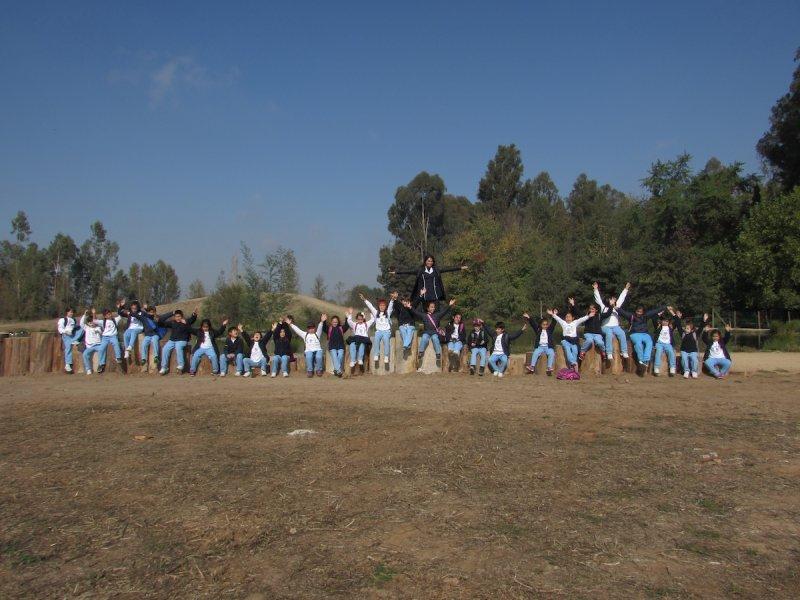 Viaje Pedagógico al Parque Botánico UTAL