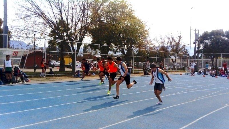 Torneo de Atletismo Interciudades Rancagua