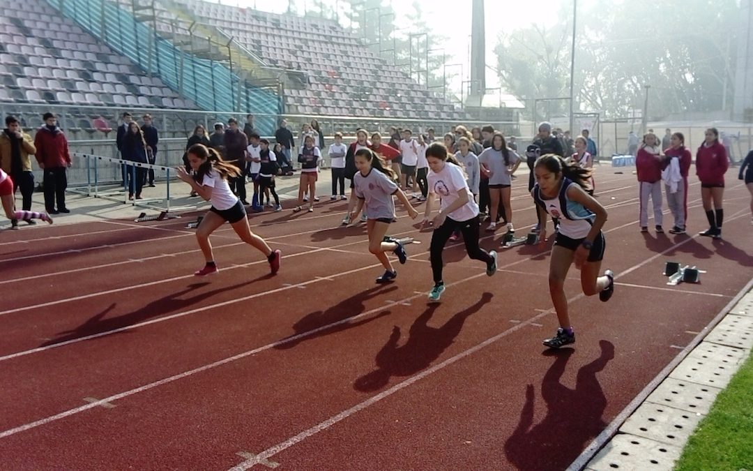 Etapa Comunal Juegos Deportivos Escolares