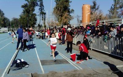 Fecha 1 Copa de Atletismo Escolar Rancagua