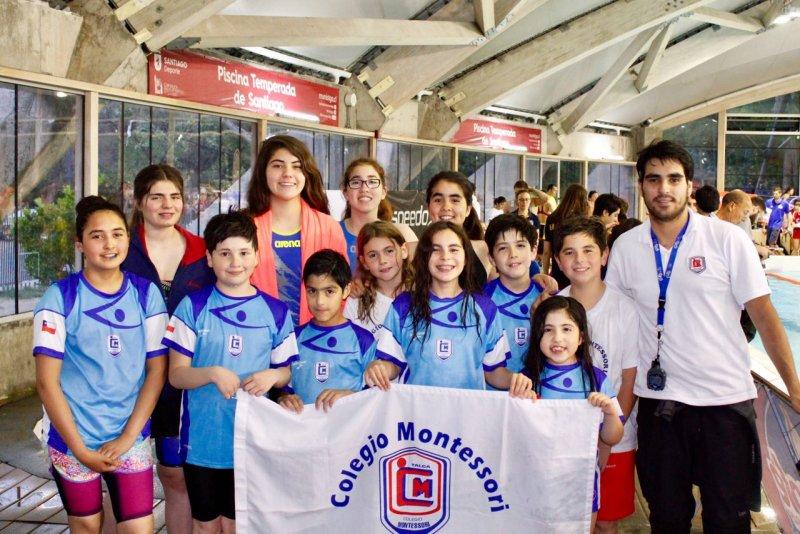 Final Nacional Natación Copa Soprole