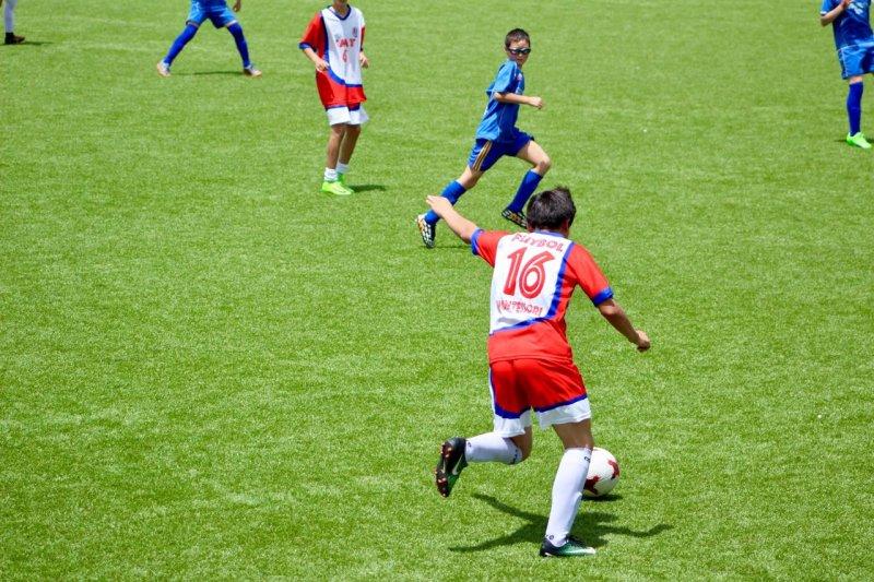 Cuartos de Final Liga Escolar ACTIVA 2107