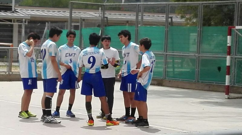 Campeonato Comunal JDE Balonmano SUB16