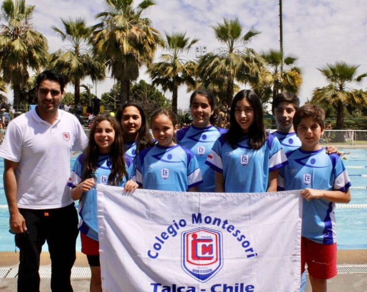 Campeonato Nacional de Natación Infantil de Primavera