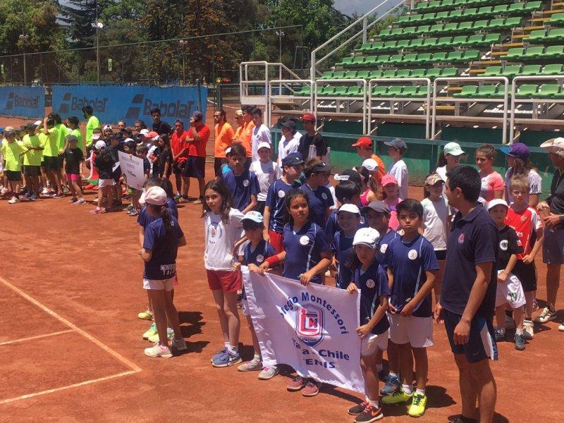Campeonato Master Institucional de Tenis