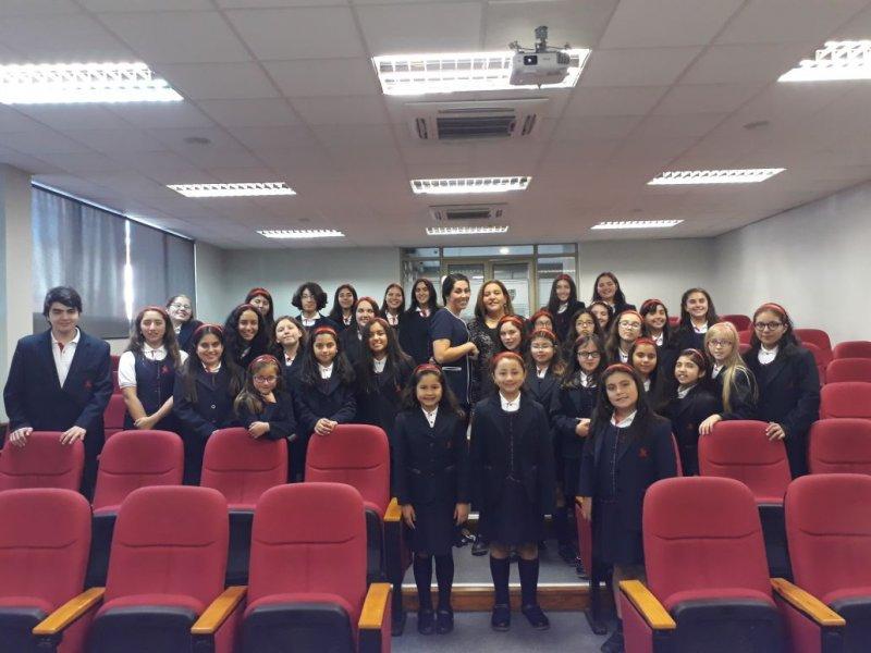 Presentación Coral en Universidad Autónoma