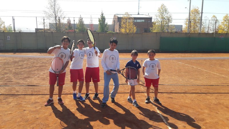 Fecha 1 Torneo Interclub Talca