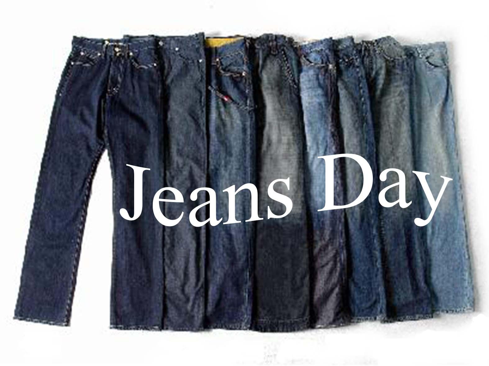 Jeans Day Meme
