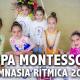 Copa Montessori de Gimnasia Rítmica 2016