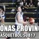 Provincial Básquetbol SUB 17 JDE